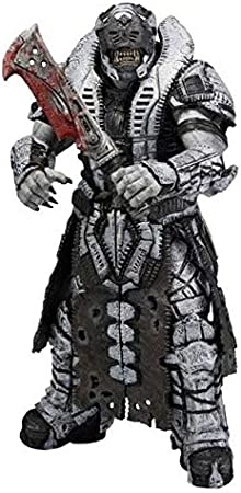 NECA Gears of War 3 - Figura - Sagave Theron Version 2 (18CM ...