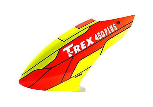 Airbrush FG Spain Racing Canopy Set TREX 450 Plus for sale  Delivered anywhere in USA