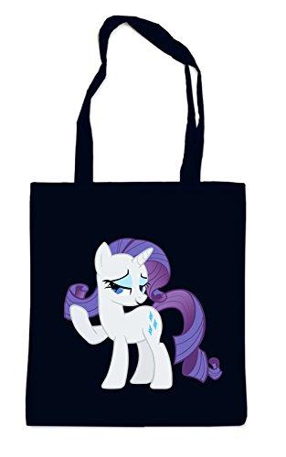 Rarity Pony Bag Black