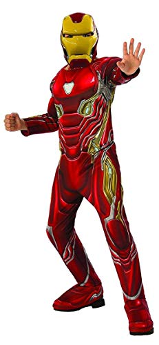 Rubie's Marvel Avengers: Infinity War Deluxe Iron Man Child's Costume, Large