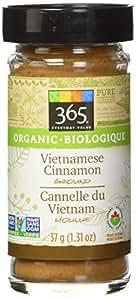 365 Everyday Value Organic Ground Vietnamese Cinnamon, 1.31 oz