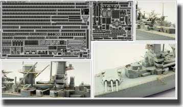 1/350 独海軍アドミラルグラフシュペー用(アカデミー) B008J0OX88