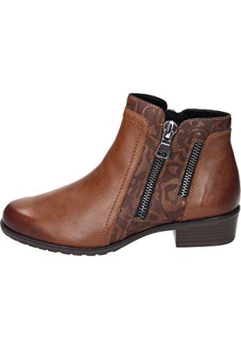 Women's Boots Remonte D6870 Chestnut 22 Ankle Brown AdCqwCx