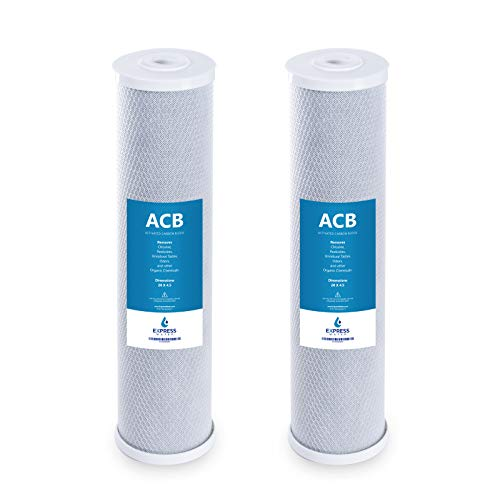 Whole House Activated Carbon Filter - Express Water - 2 Pack