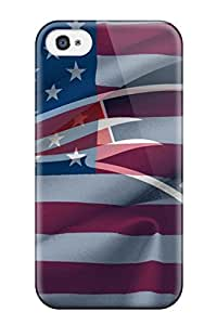New Style 3134223K595362618 new england patriots NFL Sports & Colleges newest iPhone 4/4s cases