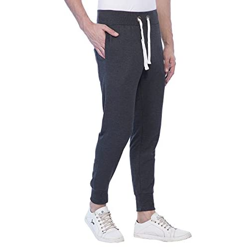41YM9DaNcpL. SS500  - Alan Jones Clothing Men's Fleece Track Pant