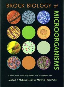 Brock Biology of Microorganisms (Custom Edition for Cal Poly Pomona | MIC 201 and MIC 300)