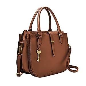 Fossil Women's Ryder Leather Satchel Purse Handbag