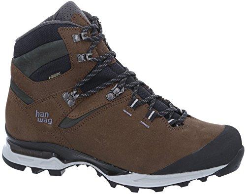 Gtx Lumière Hanwag Tatra Chaussures De Randonnée Marron