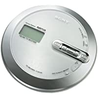 Sony D-NF430 MP3/ATRAC CD Walkman Portable Compact Disc Player with AM/FM/TV/Weather Digital Tuner