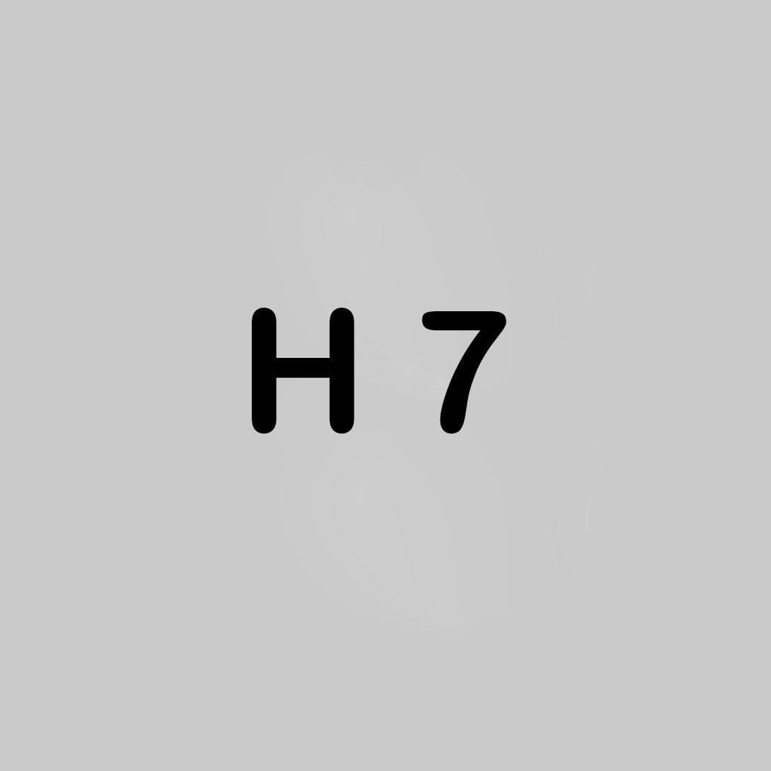 Reibahle 3 H7