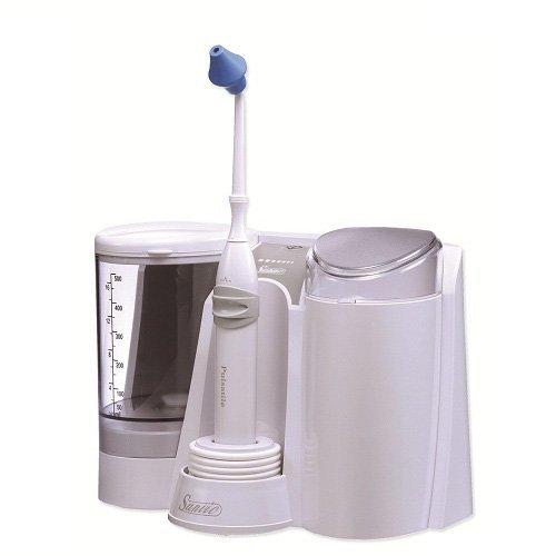 Sanvic Professional Nasal / Sinus Pulsatile Irrigator (Individual: Includes 1 Adult Tip)