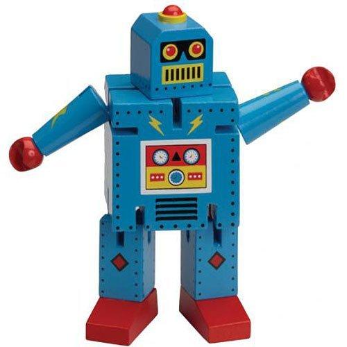 - Original Toy Company 59778 Robot X-7 - BLUE