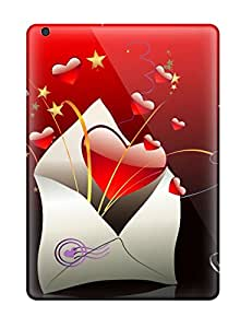 New Arrival Cover Case With Nice Design For Ipad Air- Emotional Loves Free
