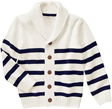 Gymboree Baby Toddler Boys' Bluestripe Swtr