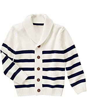 Baby Toddler Boys' Bluestripe Swtr