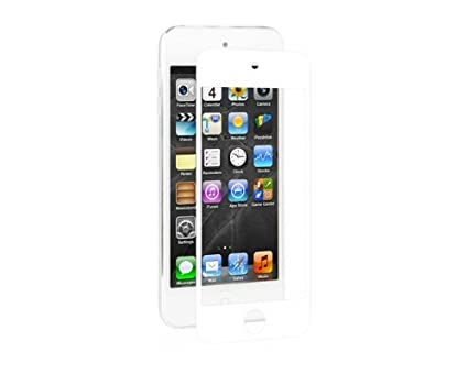 Moshi iVisor AG Touch 5 - Carcasa para Apple iPod Touch, Color Blanco