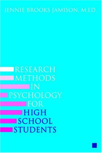 Research Methods in Psychology for High School Students