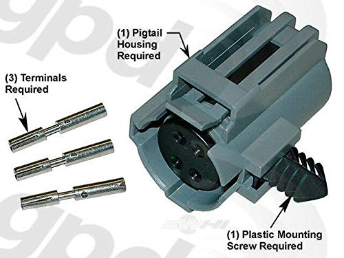 GPD A/C Clutch Cycle Switch 1711515