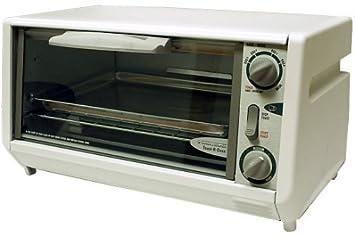 Amazon Black & Decker TRO350 Toast R Oven Toaster Ovens
