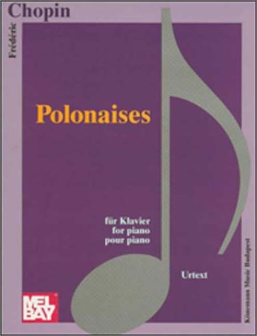 Chopin Polonaises: Urtext Edition PDF