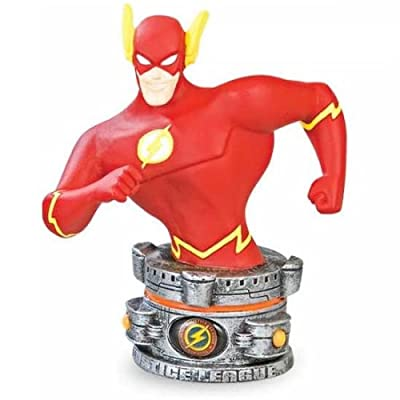 Monogram International Justice League The Flash Paperweight: Toys & Games