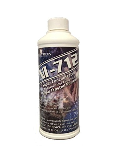 NI-712 Odor Eliminator, Sugar Frosted Pinecone, 1 Pint