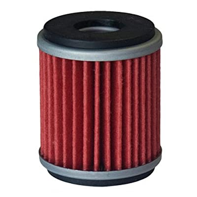 Hiflofiltro HF140 Premium Oil Filter: Automotive
