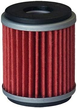 Hiflofiltro HF140-2 2 Pack Premium Oil Filter 2 Pack