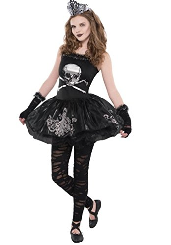 [Zomberina Childrens X Large Costume] (Party City Zombie Costume For Girls)