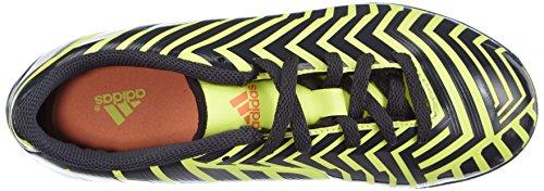 adidas Predito Instinct Turf, Jungen Fußballschuhe Gelb (Light Flash Yellow S15/Ftwr White/Dark Grey)