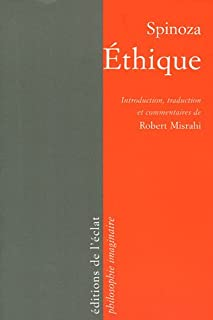 Éthique, Spinoza, Baruch (1632-1677)