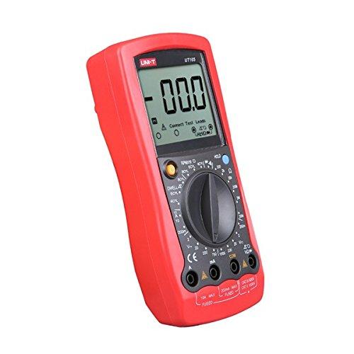 UT105 LCD Handheld DC/AC Digital Automotive Multimeter Multipurpose Meters Car Repairing Multimeter
