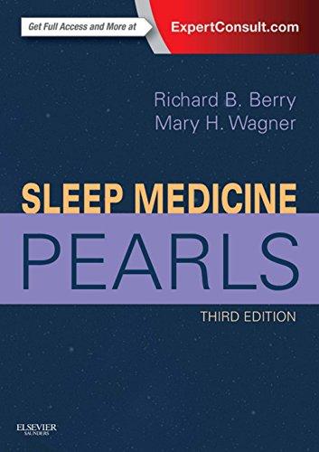 Sleep Medicine Pearls: Expert Consult – Online Pdf