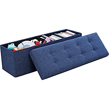 Amazon Com Ore International Storage Bench With Two