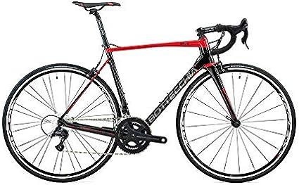 Bottecchia Bicicleta MTB 8avio Revo Ultra Mix 22S Negro Rojo H54: Amazon.es: Deportes y aire libre