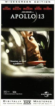 Apollo 13 [Reino Unido] [VHS]: Amazon.es: Cine y Series TV