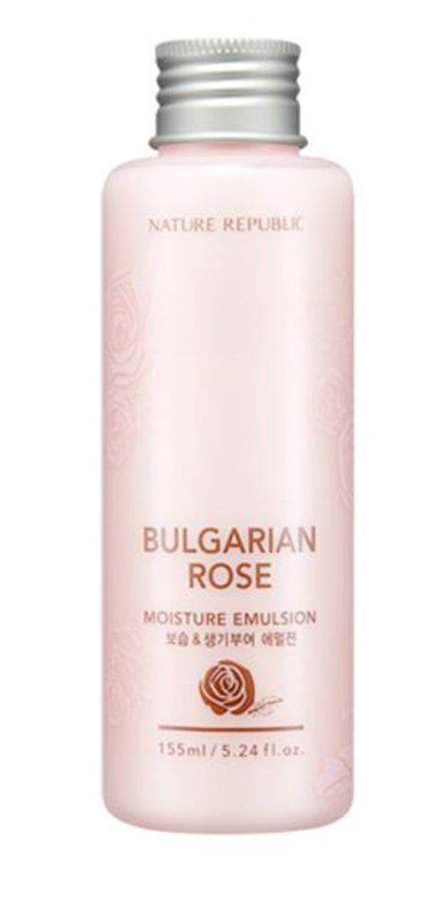 Nature Republic Bulgarian Rose Moisture Emulsion 155ml / 5.24 fl.oz
