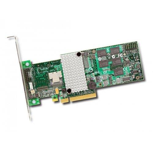 - LSI Logic LSI00197 4-Port SAS RAID Controller. SAS9260-4I SGL RAID 4PORT INT 6GB SAS/SATA PCIE 2.0 512MB COMB-C. 512MB DDR SDRAM - PCI Express x8 - 1 x SFF-8087 - Mini-SAS (Certified Refurbished)