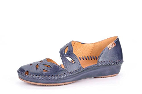 Shoes blue Navy Pikolinos Women's Vallarta 6550518 Puerto wqvx17C
