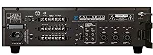 Yorkville Sound CA1 Steel Chassis Amplifier 70 Volt 6 Channel Public Address Amp by Yorkville Sound