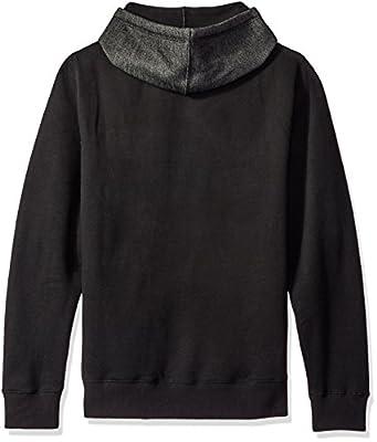 Calvin Klein Jeans Men's Bonded Ck Logo Hoodie