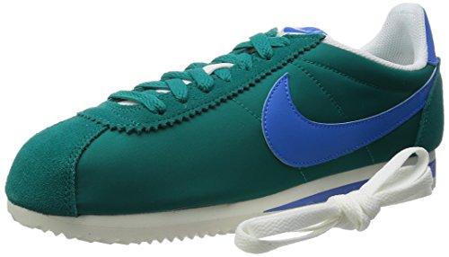 Cortez Vert Hommes Nike vert Nylon Pour Blue En Classiques Teal sail rio Baskets Photo tp0qwU1q