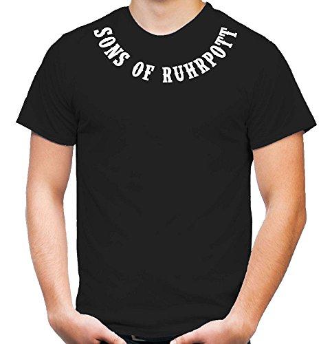 Sons of Ruhrpott Essen T-Shirt   Fussball   Ultras   M3