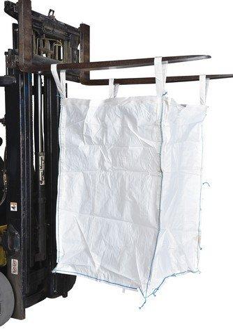 Vestil FAB-H-55 Fabric Hopper 3.3K 50 Cubic Feet44; 36 x 36 x 55 in. by Vestil (Image #1)