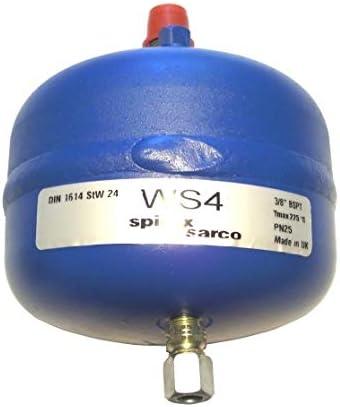 Spirax Sarco 2012600 condensación olla WS4 3/8