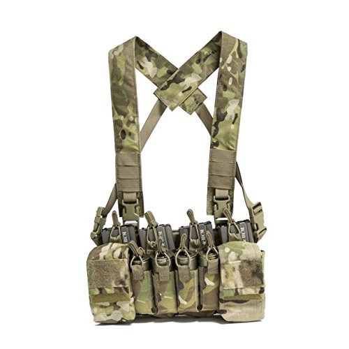HSP Haley D3Cr X Chest Rig Mc Stock Accessories by HSP