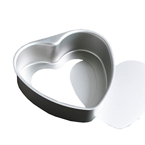 Bakerdream Heart Shape Cake Pan Non-stick Baking Pan Cheesec