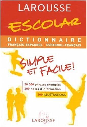 Lire un Escolar français/espagnol pdf, epub