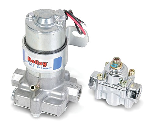 - Holley 7128021 Blue Electric Marine Fuel Pump